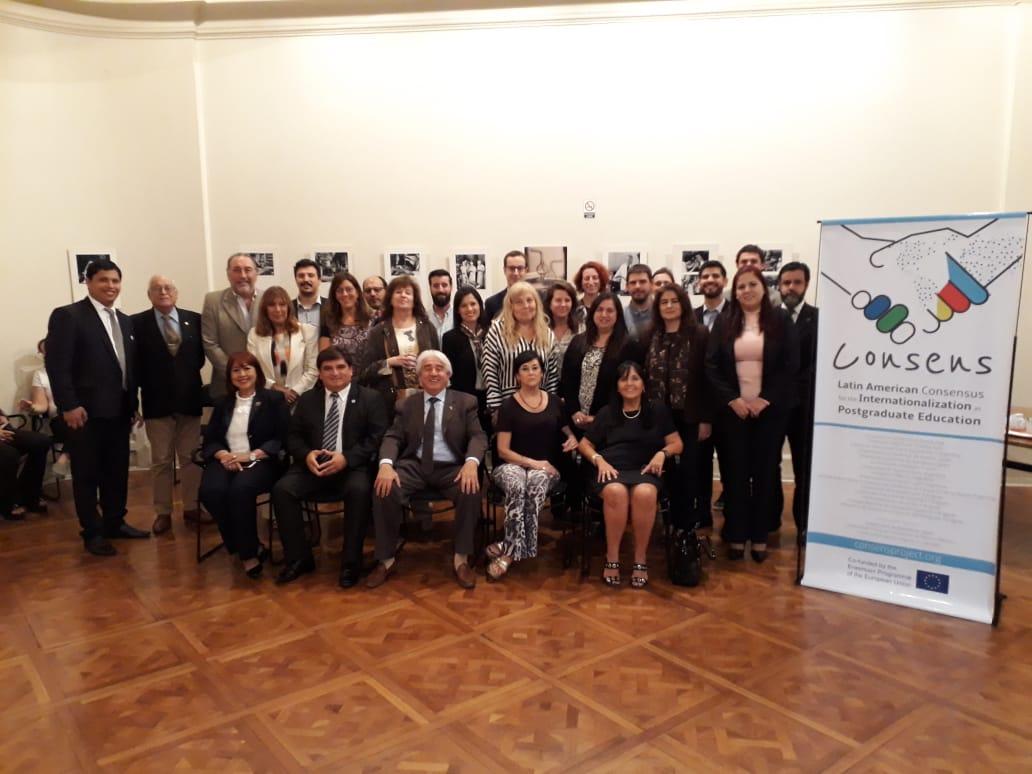 Articulación europea latinoamericana para la internacionalización de la educación de posgrado
